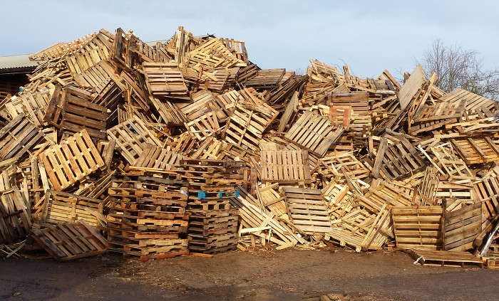 Used Pallet Collection Pallets2pallets